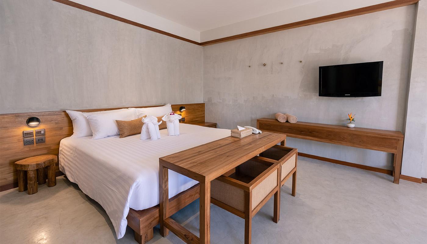 Superior with Balcony - Banana Fan Sea Resort