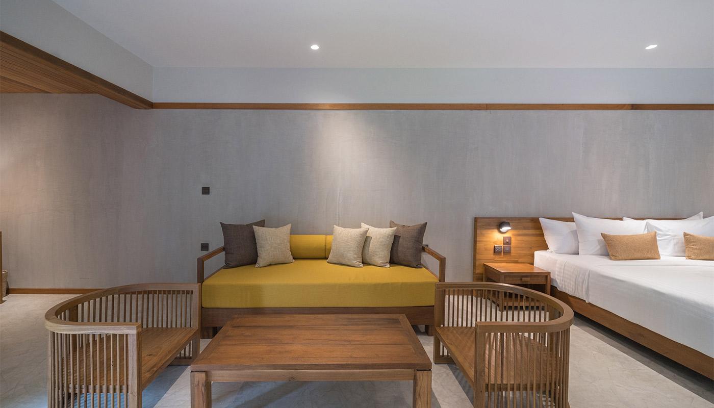 Executive Suite - Banana Fan Sea Resort