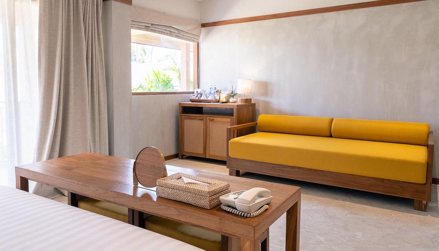 Deluxe Terrace - Banana Fan Sea Resort