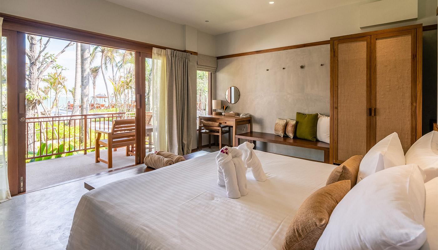 Deluxe Bungalow - Banana Fan Sea Resort