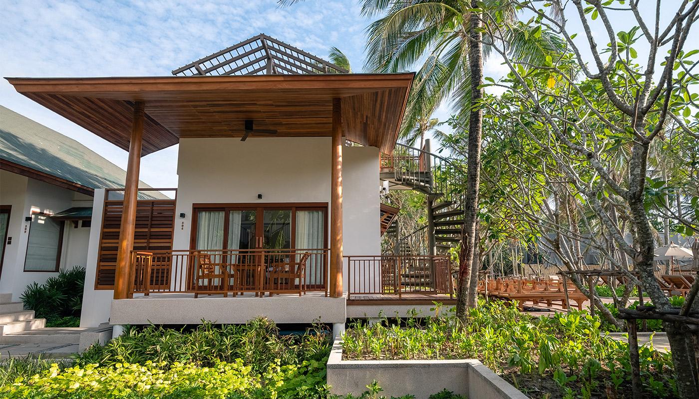 2 Bedroom with Sea View Roof Decks - Banana Fan Sea Resort